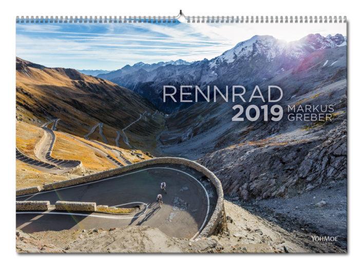 Roadbike Calendar 2019